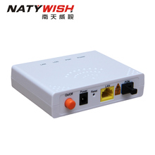 Optical Network Unit 1GE GPON ONU compatible with Huawei/ZTE OLT For FTTH Solution