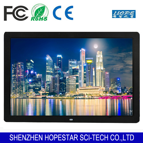 "Retail store 7"" inch touching lcd advertising screen Video Player"