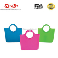 New product waterproof silicone beach hand bag online shopping
