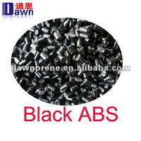 Black colored ABS plastic granules, heat resistantABS chimei ABS
