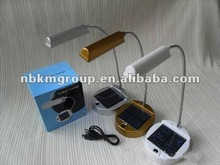 2012 New Solar Power Table lamp