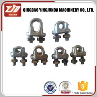 faactory price metal wire rope clip