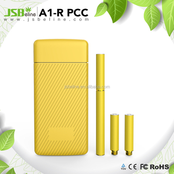 hottest refillable rechargeable 1250mah capacity pcc e-cigarette lighter usb