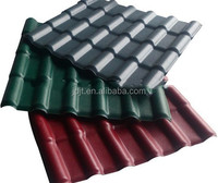 high quality synthetic terracotta roof tile