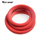 WEST BIKING 700*23C Bicycle Fixed Gear Free Inflatable Solid Tire Anti-smashing to Prevent Stab Road Bike Tube Tire