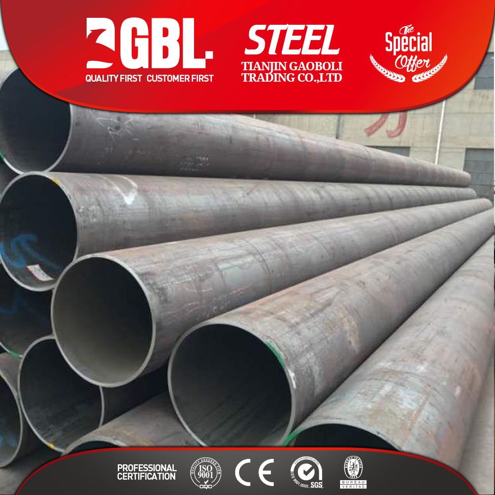 new 2016 oil and gas 30 inch seamless carbon steel pipe mill test certificates