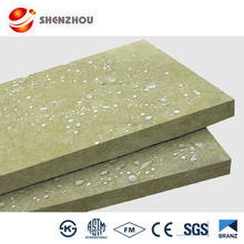 Wall Building Insulation Rock/ Mineral Wool Board 50mm 150kg/m3