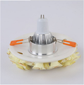 Continental toner LED Ceiling backdrop lights surface mounted downlight Alice