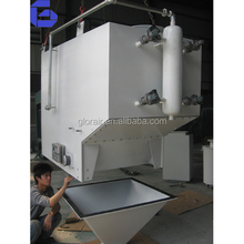 Polyester Media Horizontal Cartridge Dust Collector for Metallurgical Powders