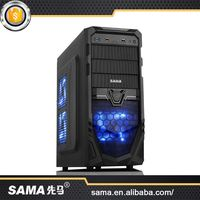 SAMA Excellent Stylish Special Design Custom Vertical Type Desktop Pc Case Itx