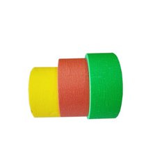 24mm High Adhesion Colorful Masking Tape