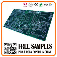iso 1 layer glass epoxy 94V0 pcb circuit lg main board