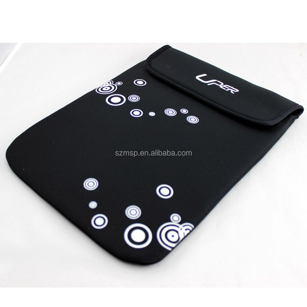 Neoprene laptop sleeve cover, computer pc bag