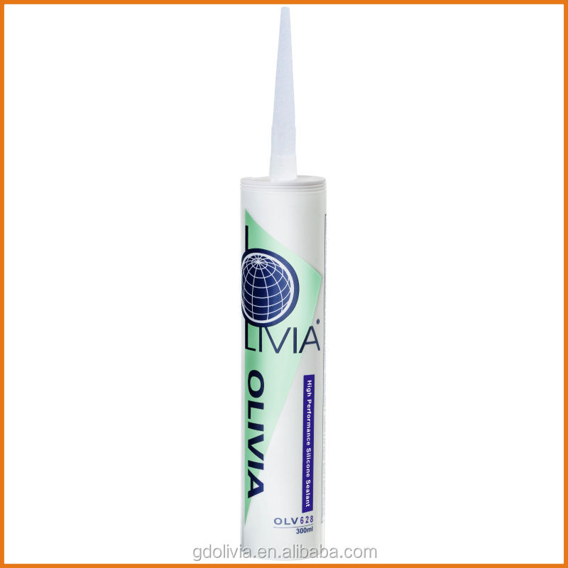 Neutral Waterproof Silicone Sealant OLV628