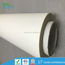0.15mm*1370mm 85A milkwhite wear resistant tpu polyester film for apron