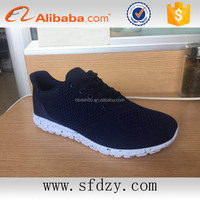 Fashion white sport shoes ladies running sneakers 2016 china shoe wholesalers