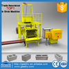 block manufacturing equipment V4 concrete block factory for sale