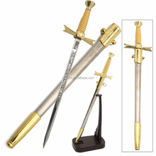 wholesale miniature csa cavalry sword letter opener