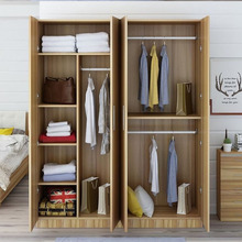 modern simple design wooden dressing cupboard wall cupboards for bedroom