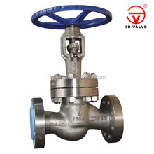ANS/API600 Reliable Supplier Oil and Gas cast&stainless steel flanged globe valve