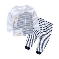 Comfortable new design 2018 baby organic clothes boys with best price