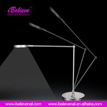 Color Changing Adjustable Cordless Led Table Lamp With Touch Sensor