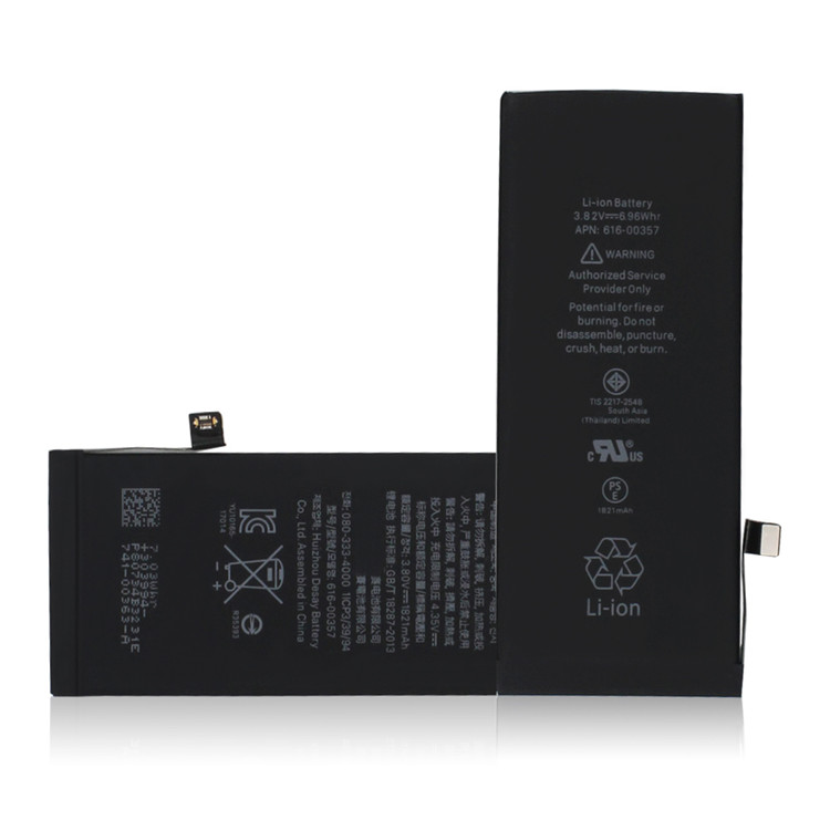 Shenzhen Factory OEM Long Life Phone Batteries For iphone 8 battery replacement kit