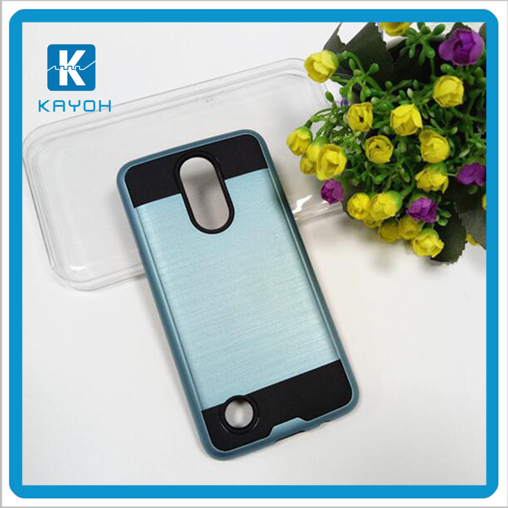[KAYOH]For LG K8 Phone Case, Cheap Price Heavy Duty Dual Layer Case Phone Cover For LG K8
