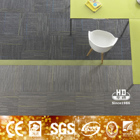 Hottest Selling New Design Anti-Slip Soundproof Carpet Floor Tile