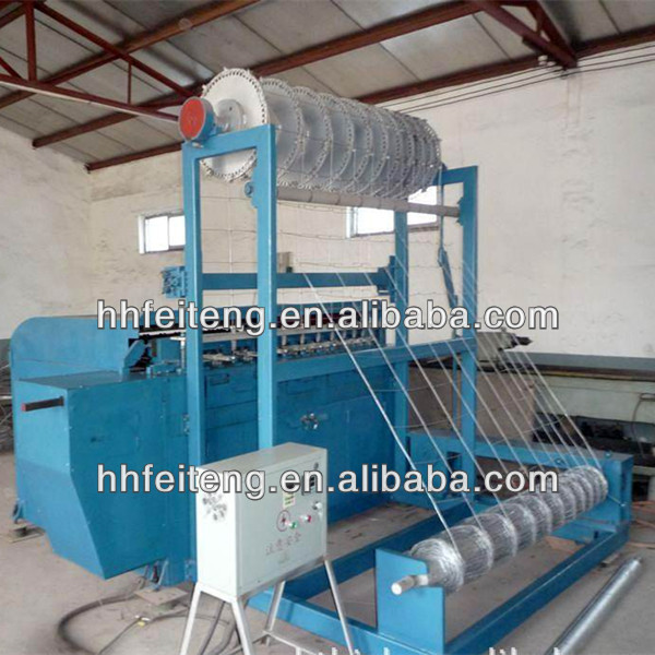 FT-G1200 goat knotting field fence machine