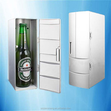 2015 Hot Sell Fashion Mini USB drink fridge beer bottle fridge