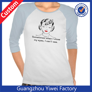 Fashion Clean All The Things Double Long Sleeve Gril's T-shirt Wholesale