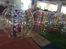 Commercial Large durable inflatable soccer bubble