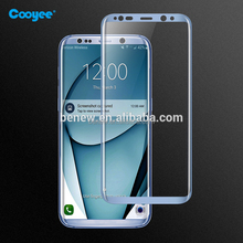Tempered Glass Screen Protector For Samsung Galaxy S8 Plus Wholesale Anti-Shock 3D Tempered Glass Screen Protector