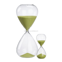 hot selling hourglass different colored sand for decoration