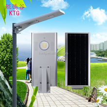 solar street light lithium battery solar street light price list