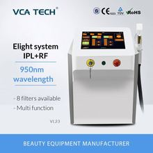 VE hot sale IPL machine facial hair removing instruments