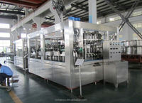 3 in 1 filling machine XGF32-32-10 Pure water or mineral water