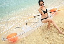 Clear Transparent Fishing Kayak with Polycarbonate PC