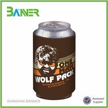 Custom promotional beer personalized floating can holder