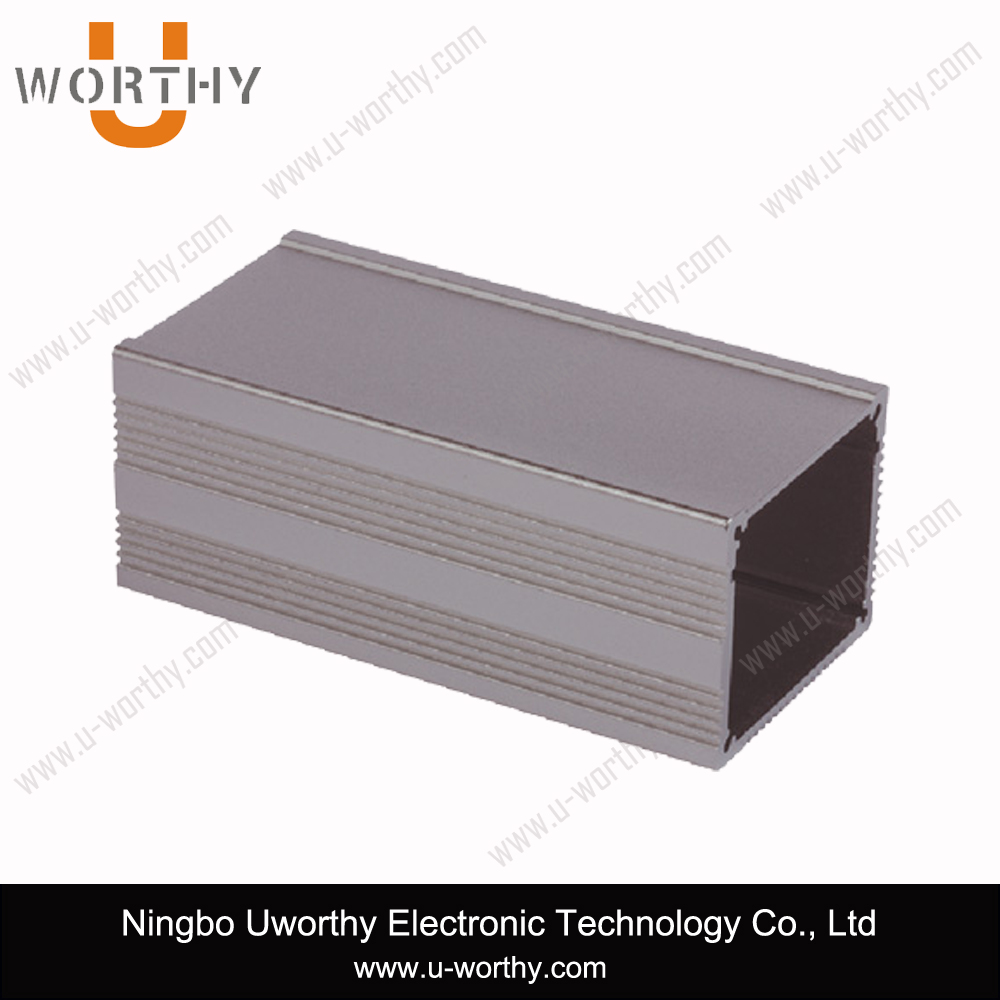 High Quality Custom Design Square Extrusion Aluminum Electrical Enclosures