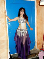 Sexy Hand Made Professional Custom made Belly dance Costume