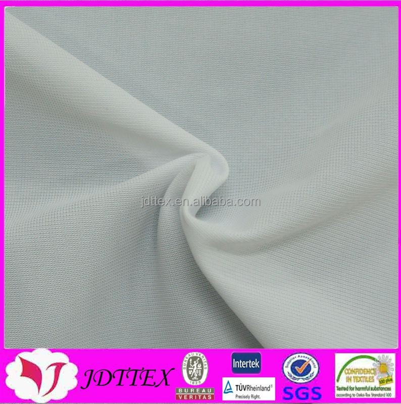 100%polyester cheap sports jersey knitted fabric free sample