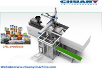 injection robot automatic iml robot in mould labeling system for injection molding machine