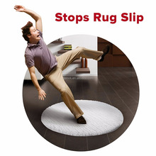 2018 Rug Gripper Anti Curling Keeps Your Rug in Place & Makes Corners Flat. Premium Carpet Gripper with Renewable Gripper Tape