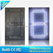 led 7 segment display for countdown timer
