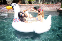 Inflatable pool toys/ inflatable water bird for adults