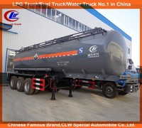 20000~30000 liters Chemical liquide tank trailer tanker semi trailer vitriolic acid tanker trailer
