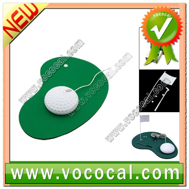 New Mini Ball Golf PC Laptop Computer Cute Optical Mouse