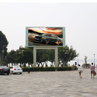 PH6 Outdoor Fixed Led Display Screen